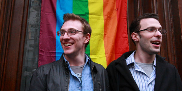 Jeunes homosexuels