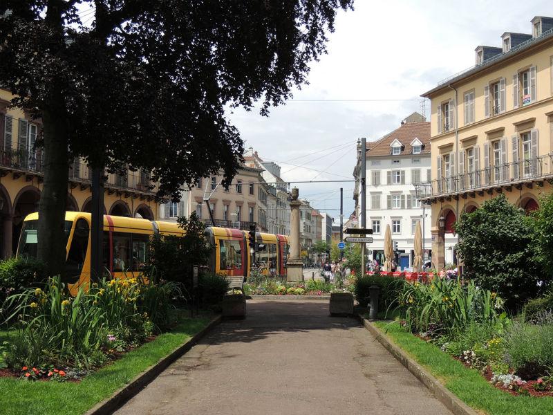 Mulhouse / photo AURM