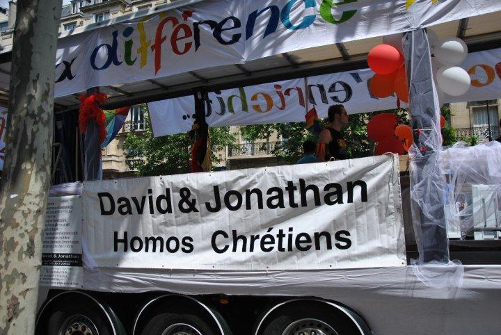 Marche des Fiertés 2010 / photo : Malice Merveille