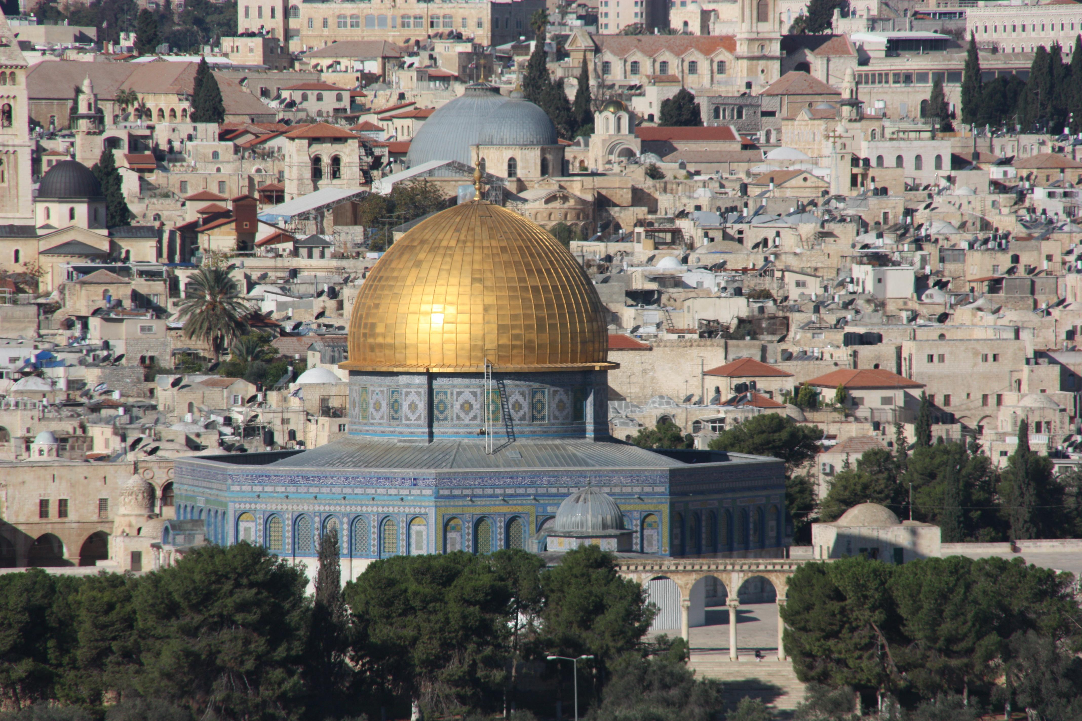 Voyage en Israel Palestine 2011