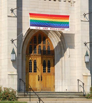 Eglise accueil LGBT