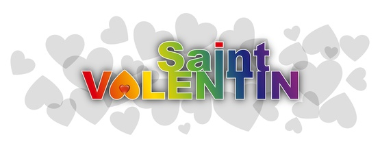 saint-valentin gay texte coeurs kazy
