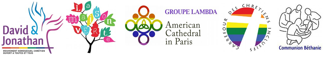 Logo chrétiens LGBT