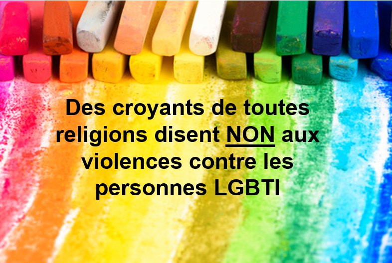 Non aux violences